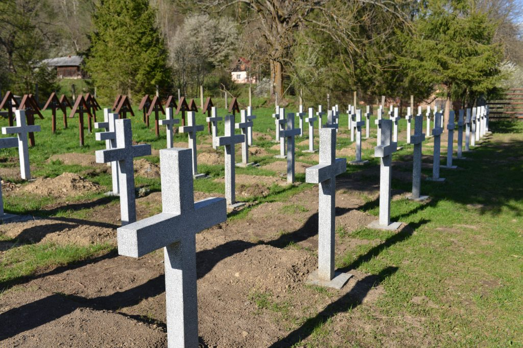 Hungary and Romania Start Talks on Úzvölgye Cemetery post's picture