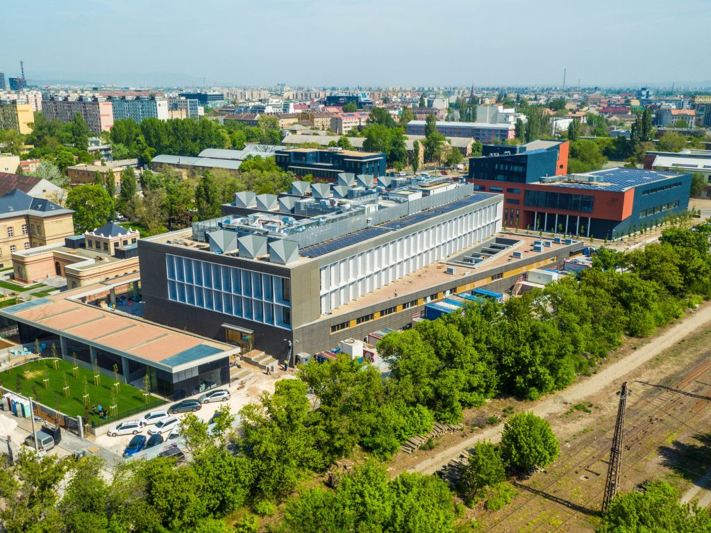 Budapest National Conservation and Storage Centre Wins Intl Property Award post's picture