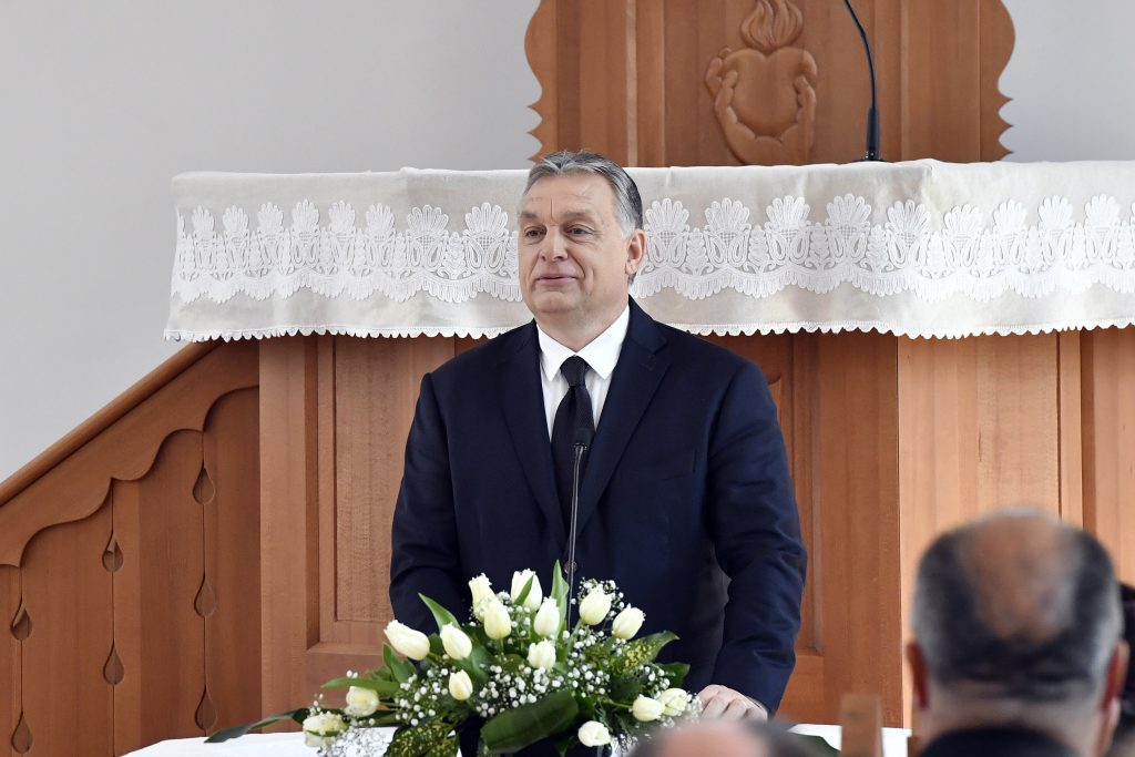 "PM Orbán at Church Consecration: ""No Freedom and No European Life without Christian Culture"" post's picture"