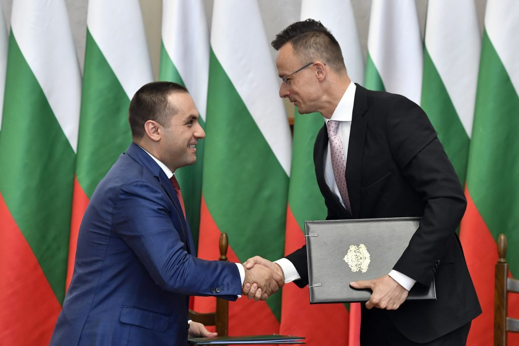 Foreign Minister: Energy Key in Hungary-Bulgaria Ties post's picture