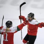 Hungarian Women's Ice Hockey Team Earns Historic Promotion to Group A