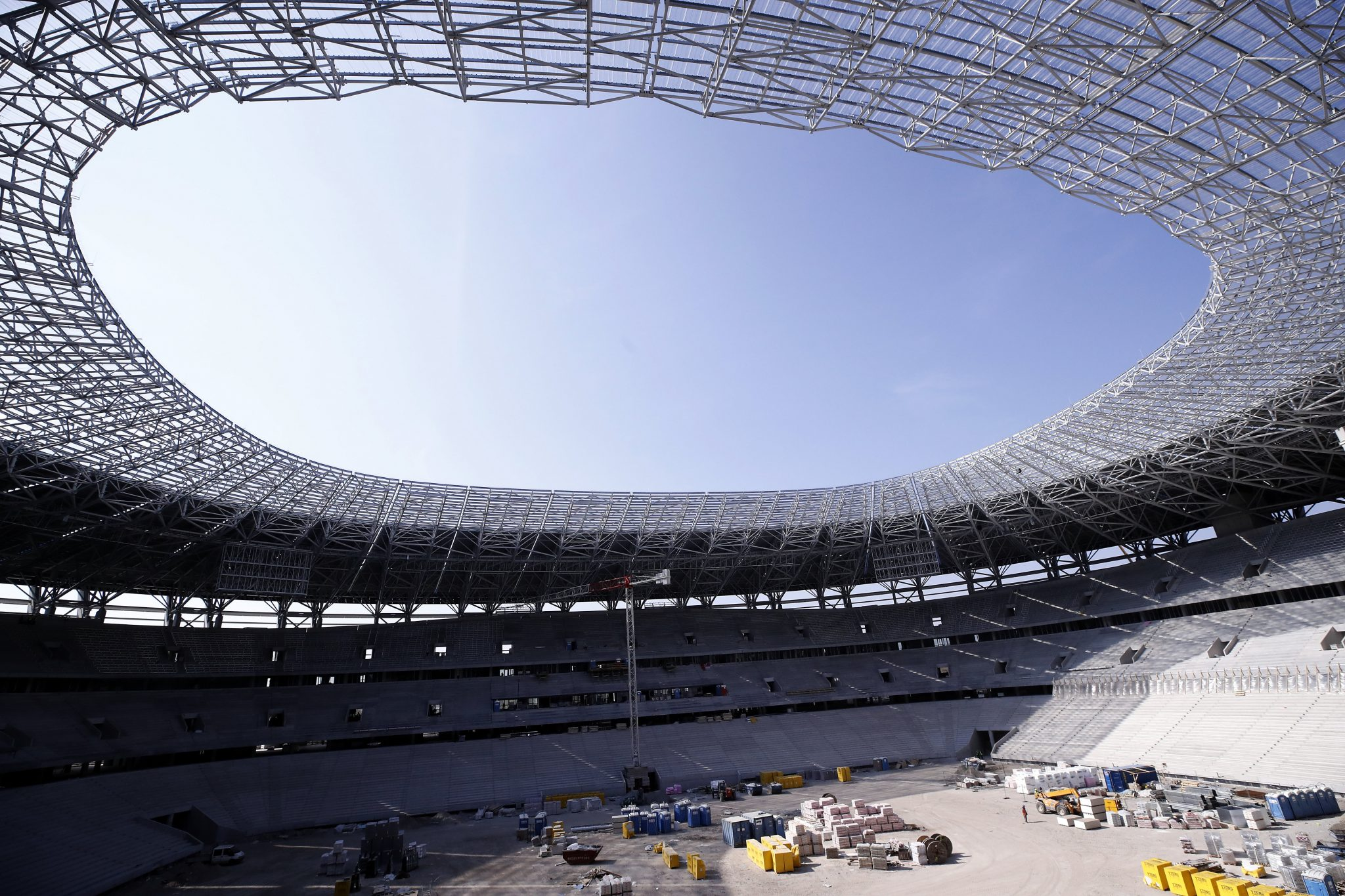 Hungary to Finally Have a Giant Stadium Once Again – with VIDEO! post's picture