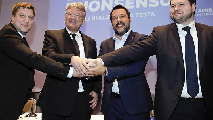 Salvini Strives to Change EU Rules, Wants Orbán to Join New Party Group post's picture