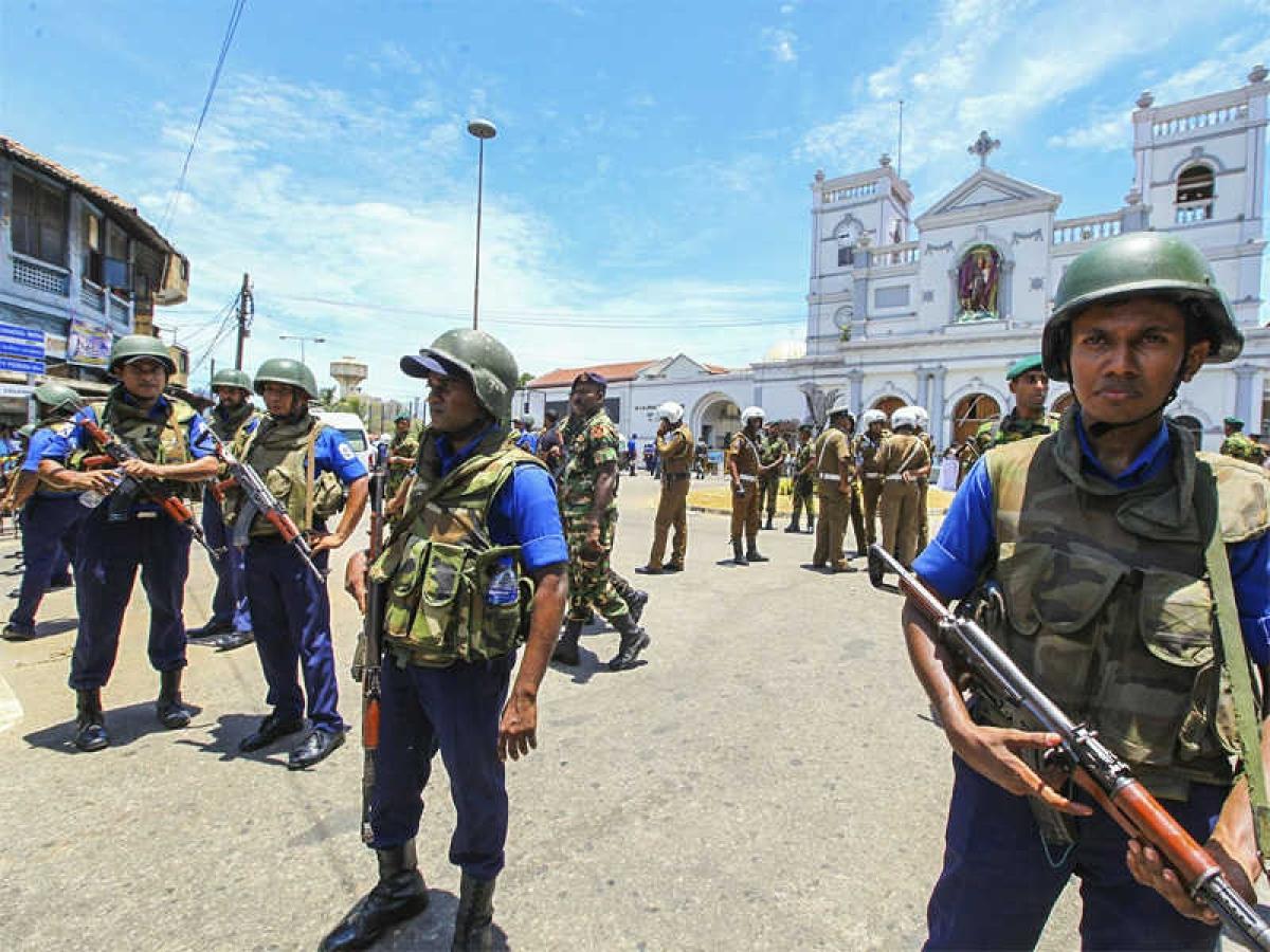 Govt Officials Express Condolences over Sri Lanka Attacks post's picture