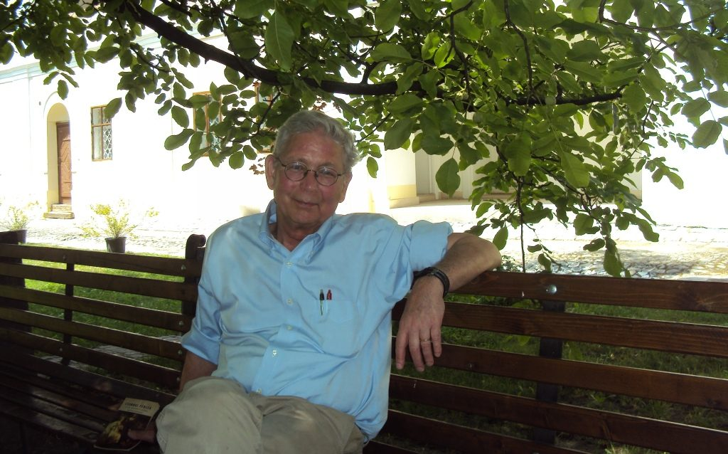 Protector of Hungarian Minority Rights László Hámos Dies post's picture