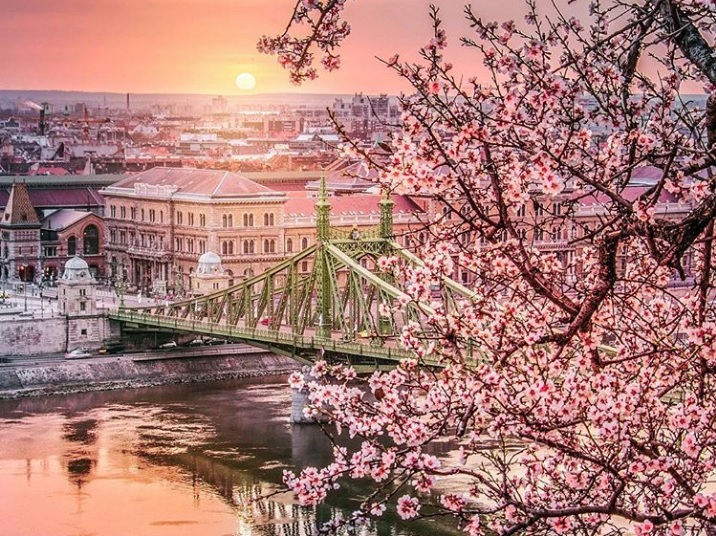 Budapest Named Fourth Most Instagrammable Place in Europe post's picture