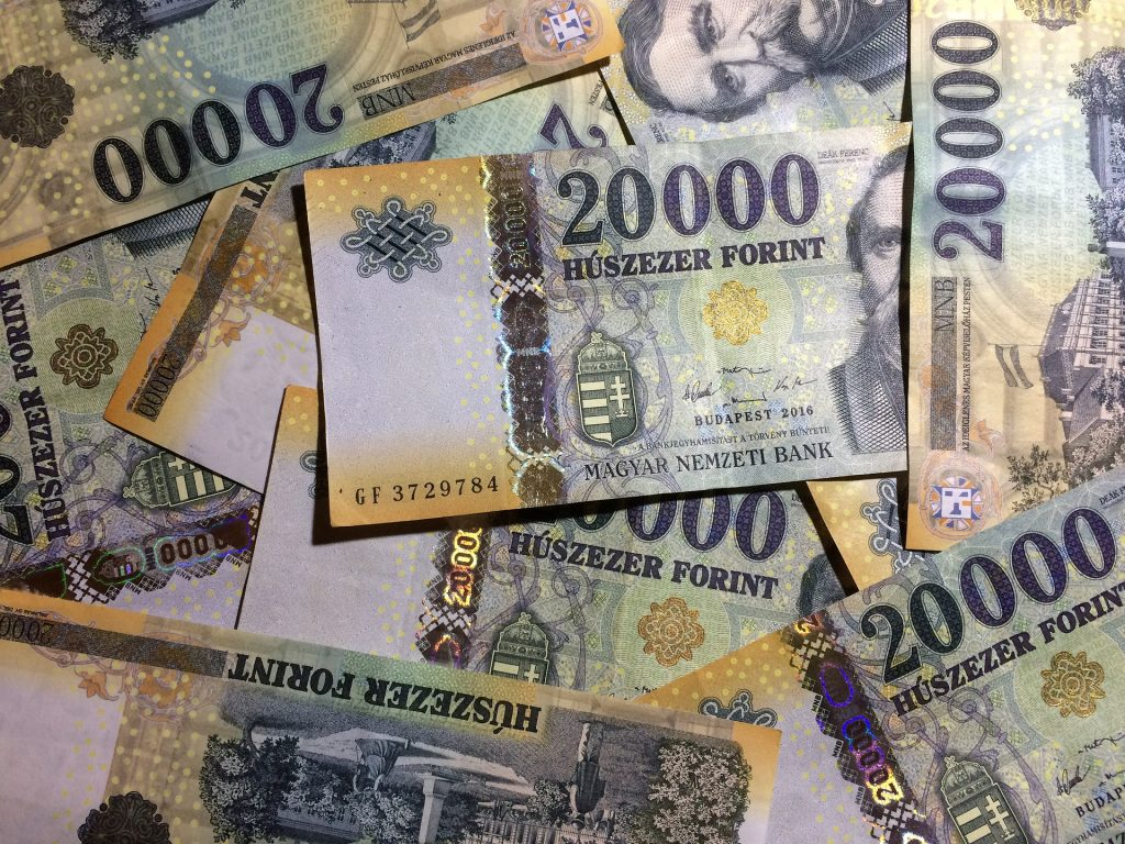 Hungary Gross Wages Climb 10.2 pc in March post's picture