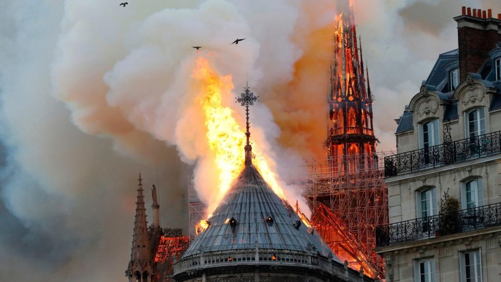 Notre Dame Tragedy: Hungary Expresses Solidarity and Offers Help post's picture