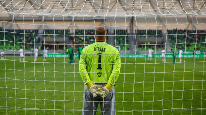 Hungary's 'Pajama Man' Gábor Király Announces Retirement From Professional Football post's picture