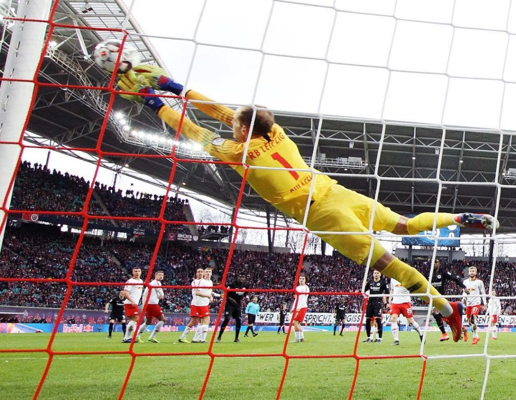 Hungarian Goalkeeper Péter Gulácsi Named Bundesliga's Top Performer This Season post's picture
