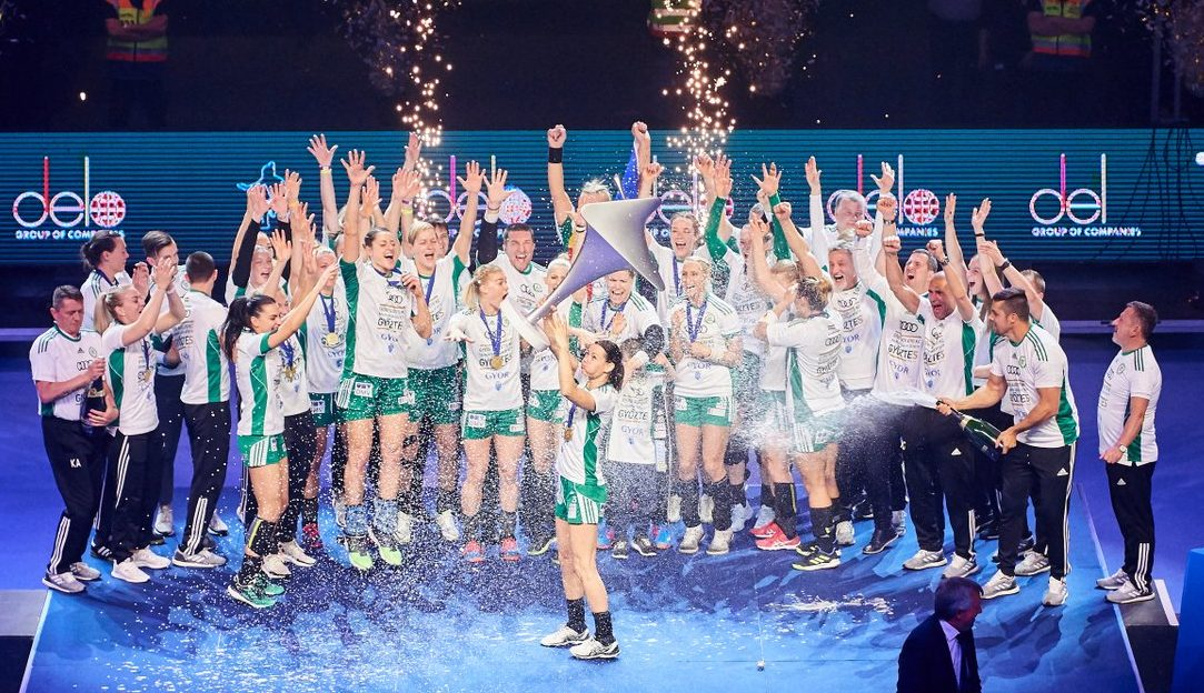 Győri Audi KC Wins Third Champions League Title in a Row post's picture