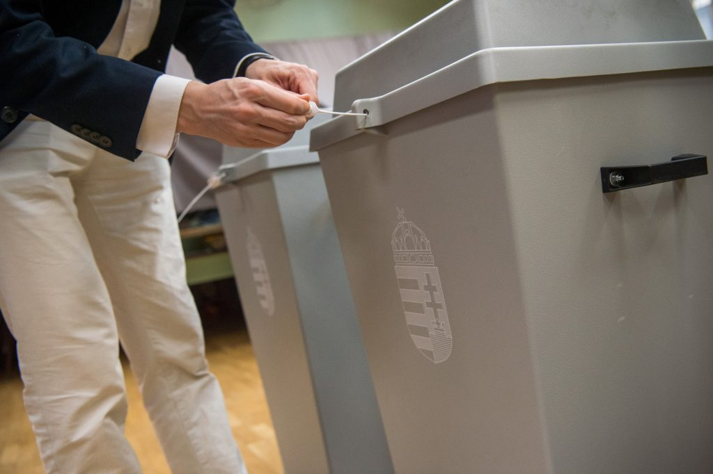 EP Election: Fidesz Wins Absentee Vote post's picture