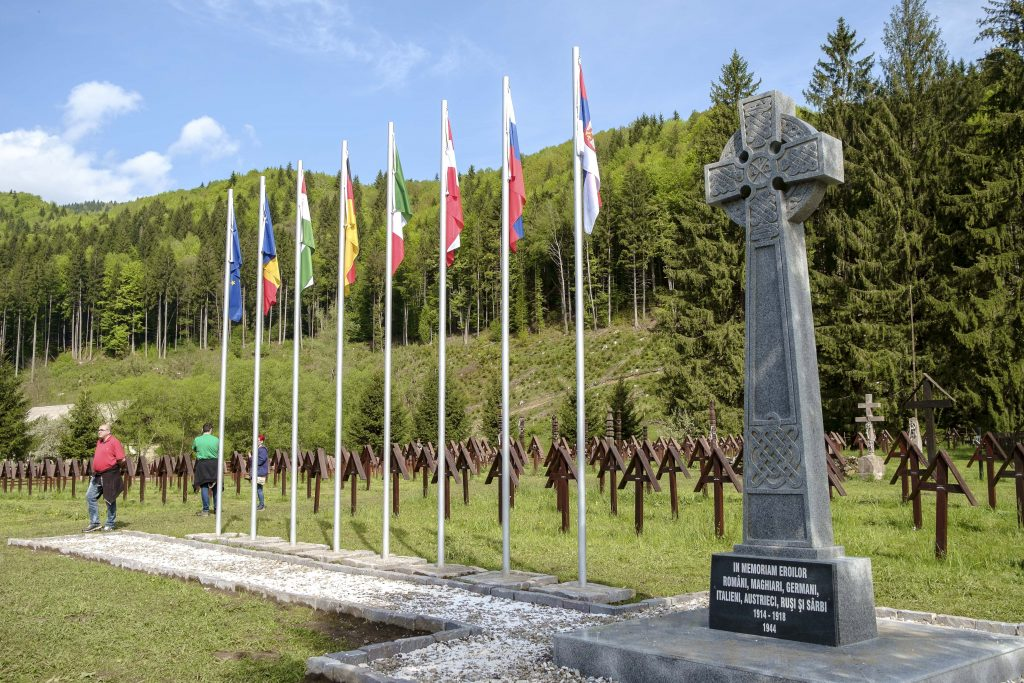 Úzvölgye Cemetery: More Alleged Romanian Soldiers to Be in Fact, Hungarian post's picture