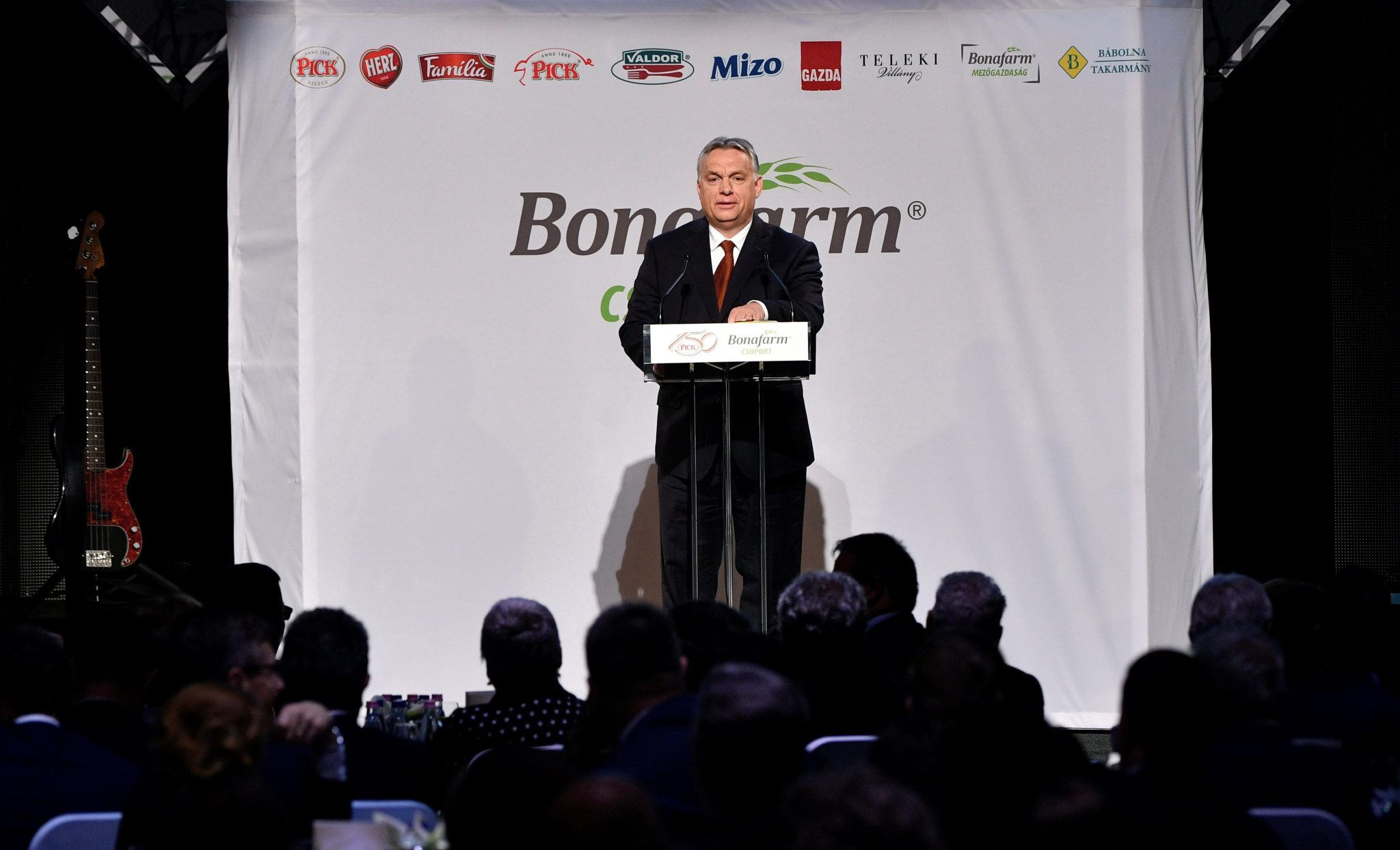 """Orbán at Pick Gala: 'Hungarian Capital Has to Serve Hungarian Interests"""" post's picture"""