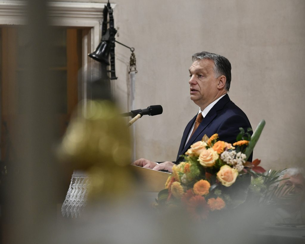 The American Conservative: Orbán Wants to Avoid Problems of the West post's picture