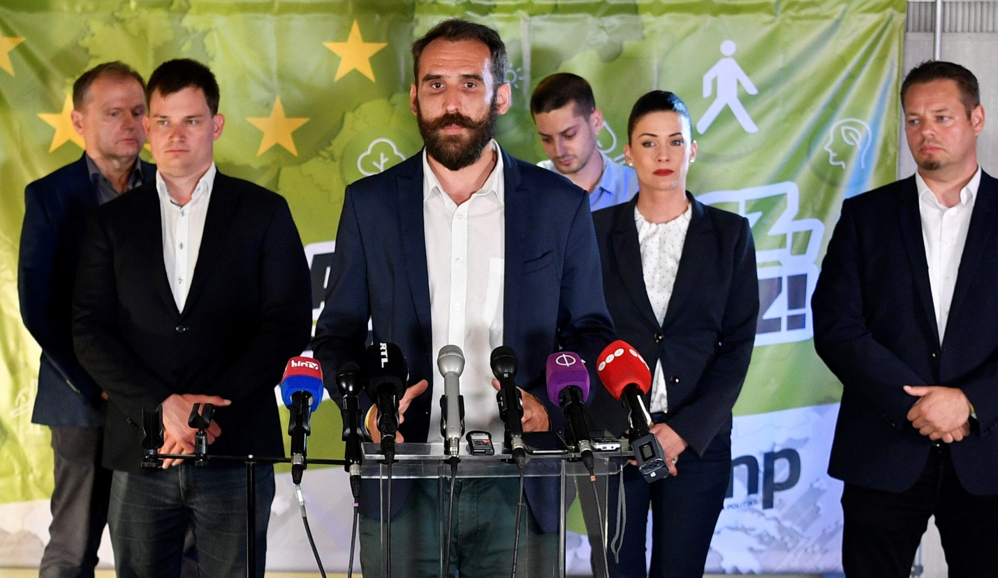 Opposition LMP National Board Resigns after EP Failure post's picture