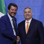 Orbán, Salvini, and Kaczyński In Talks to Create New EU Party Group