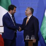 Salvini Thanks Orbán for Support