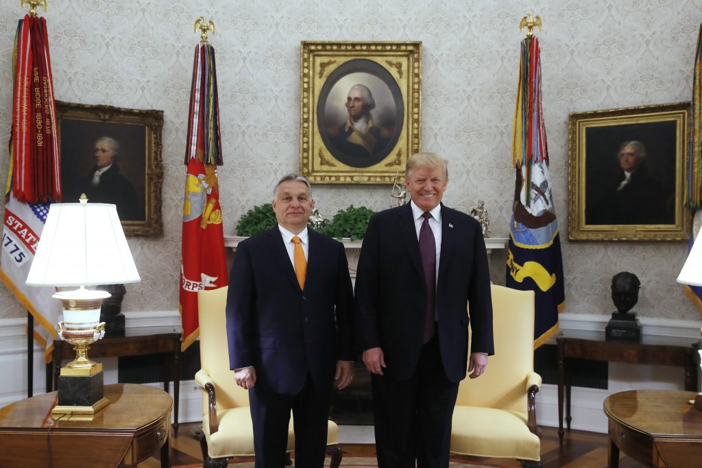 Trump to Orbán: 'It Felt like We Were Twins' post's picture