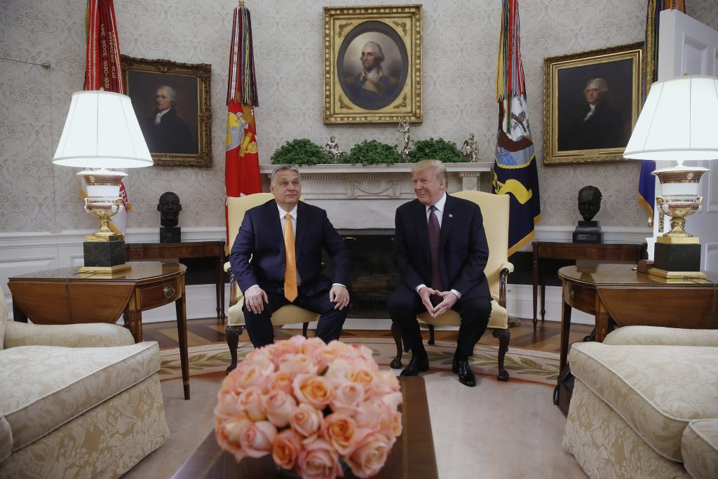 Orbán-Trump Phone Talks on Illegal Migration, Border Protection post's picture
