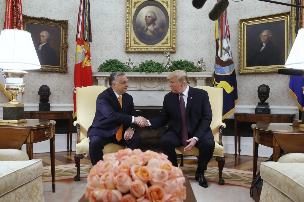 Orbán: Meeting with Trump Important, Strengthened Hungary-US Ties post's picture