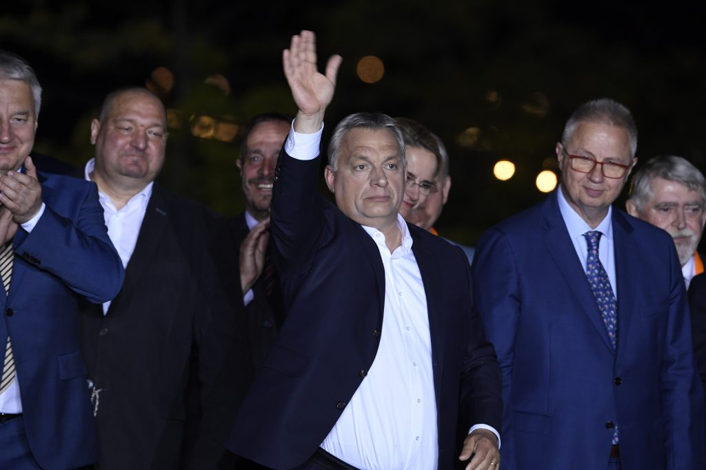 Orbán to Conte: Hungary Ready to Continue Cooperation with Italy post's picture