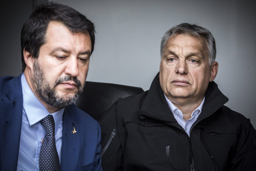 CSU Leader: Orbán's Meeting with Salvini 'Is a Bad Sign' post's picture