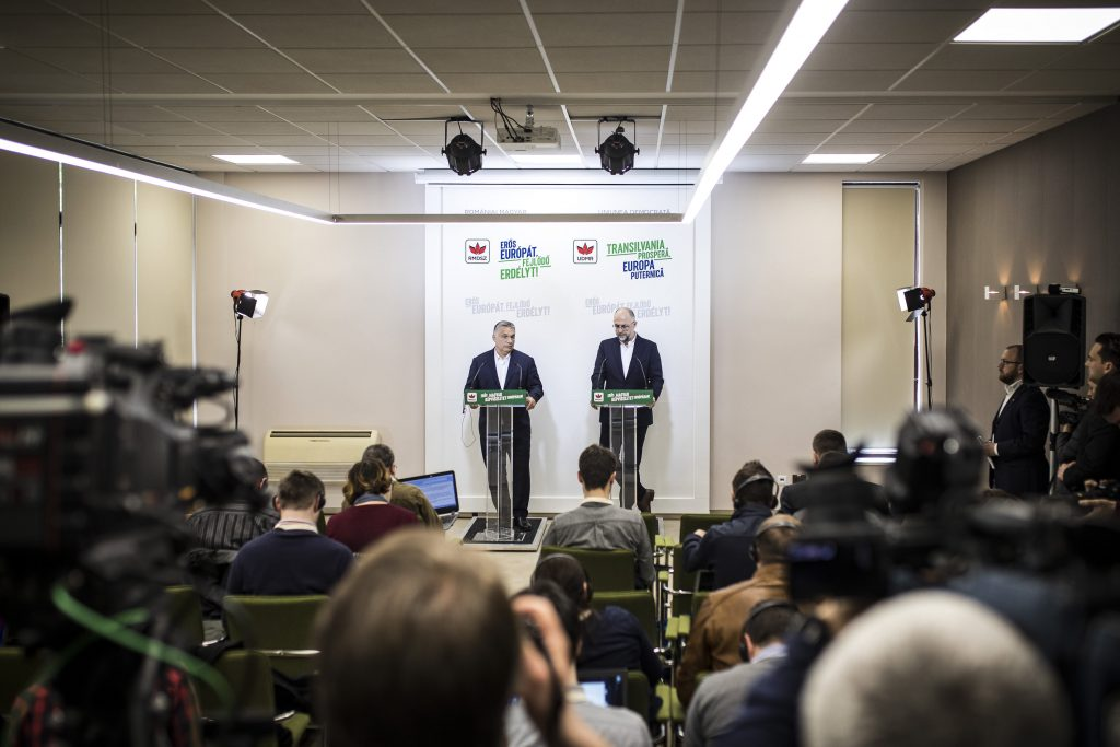 Orbán in Transylvania Calls for Support for RMDSZ post's picture