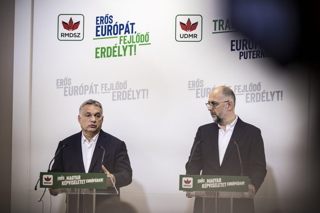 Orbán: EPP not Important, Only Fidesz to Find its Place after Elections post's picture