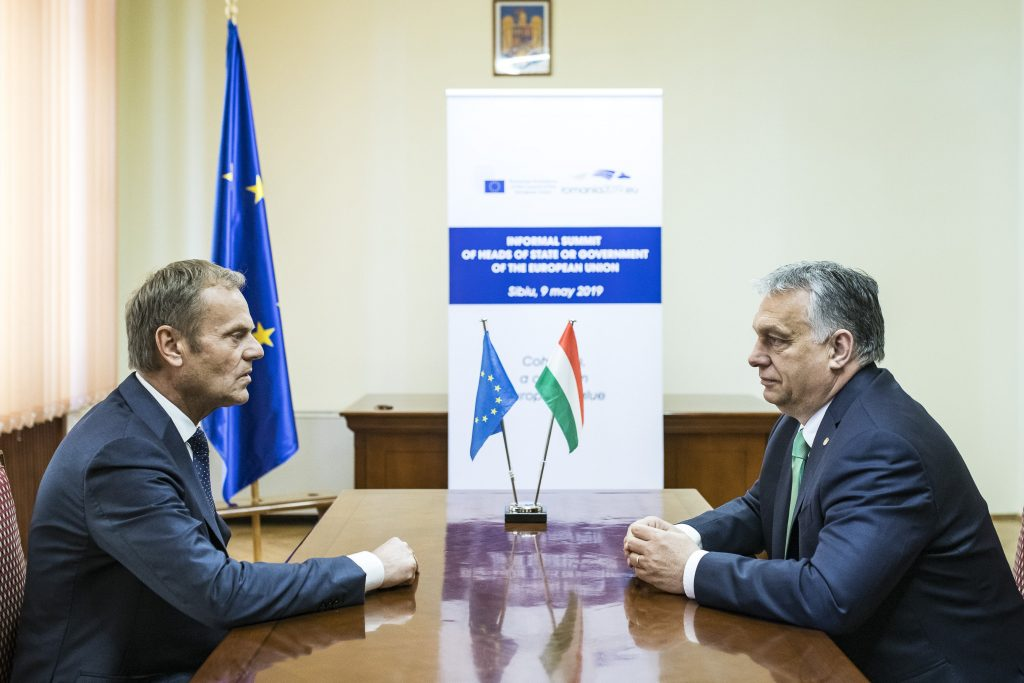 Conservative-Green Coalitions: Tusk Supports, Orbán Not So Much post's picture