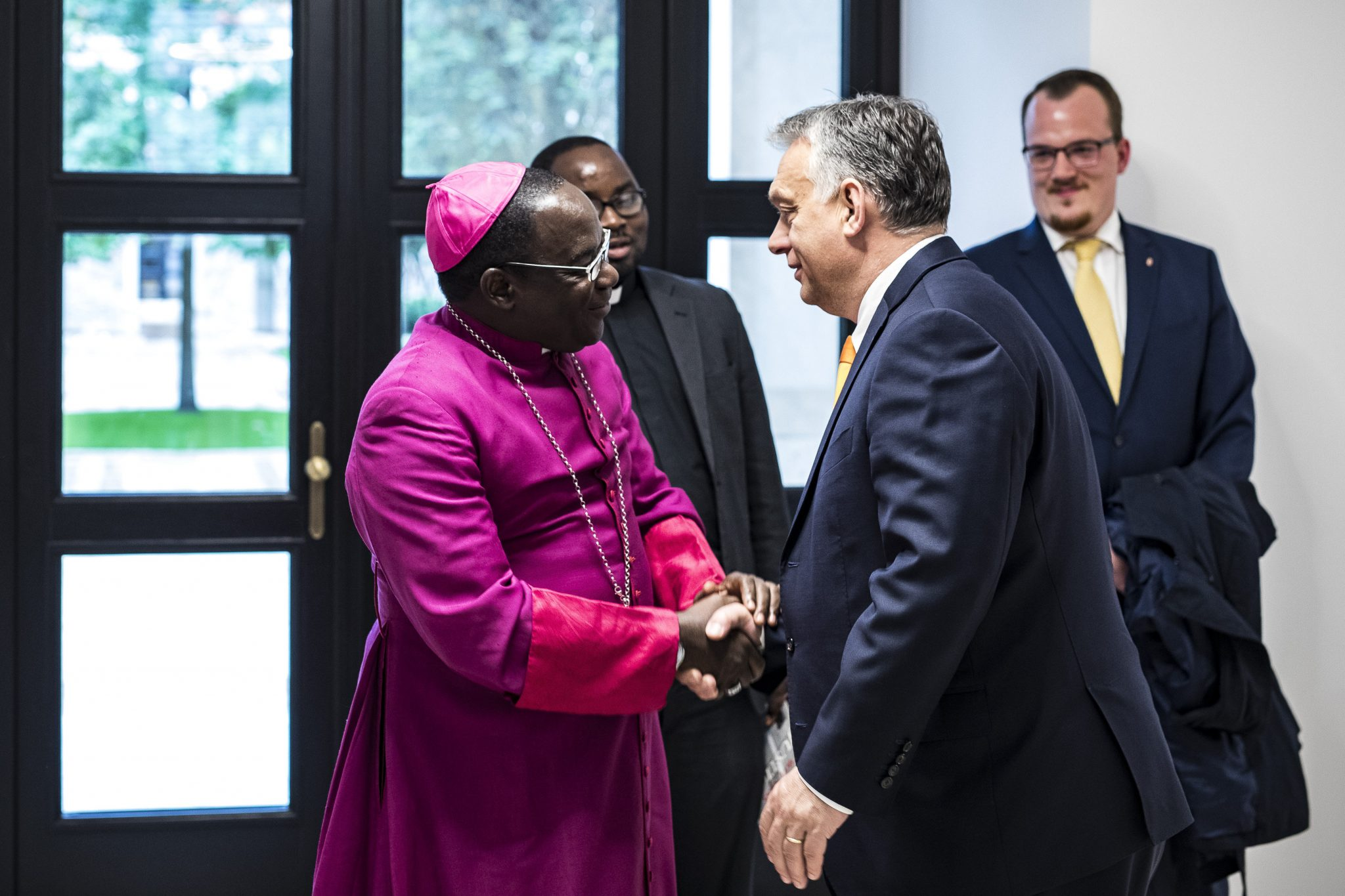 PM Orbán Meets Nigeria Church Leaders post's picture