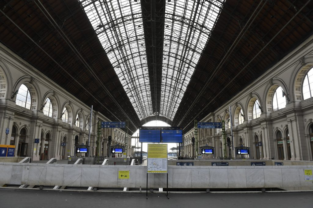 Budapest's Keleti Station Closed for Maintenance post's picture