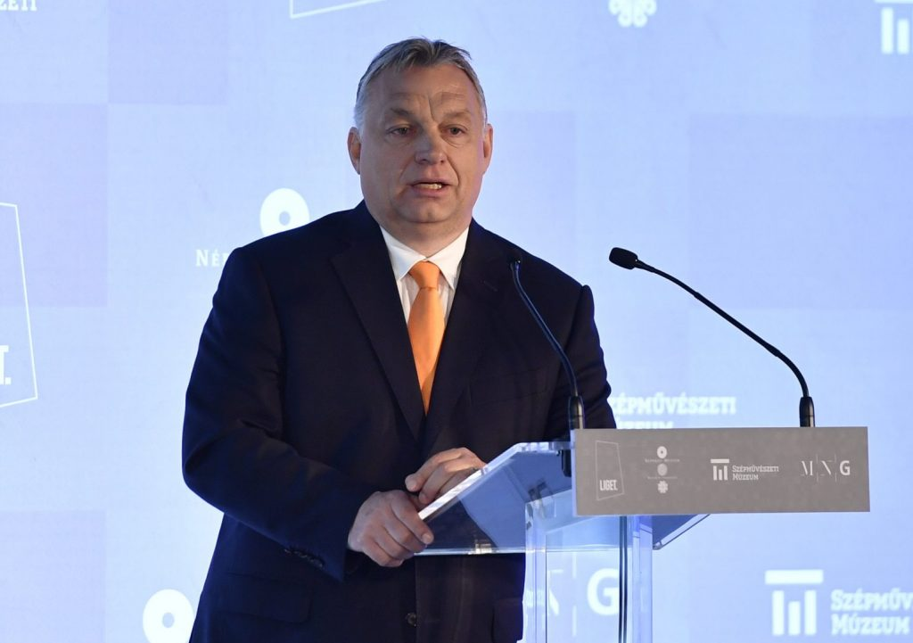 Orbán: 'Red Light Flashing in Our Mind when We See Our Culture Endangered' post's picture