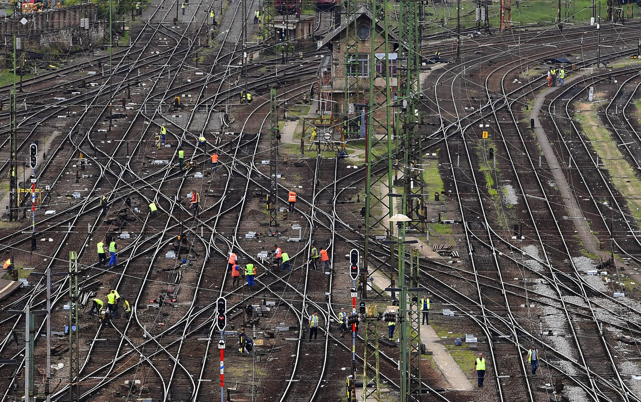 Budapest's Keleti Station to Reopen on Monday post's picture