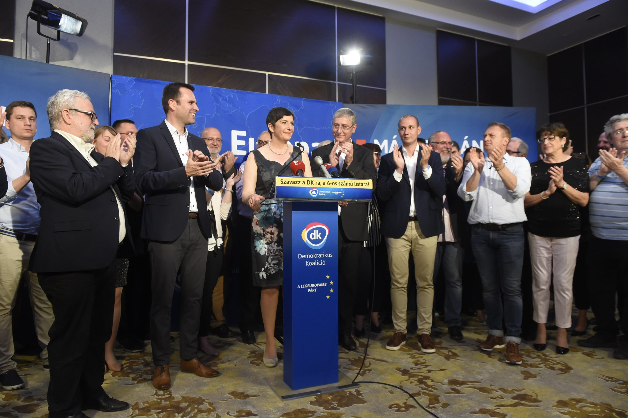 DK to Join Socialists or Liberals in EP, Aiming to Put Pressure on Fidesz post's picture