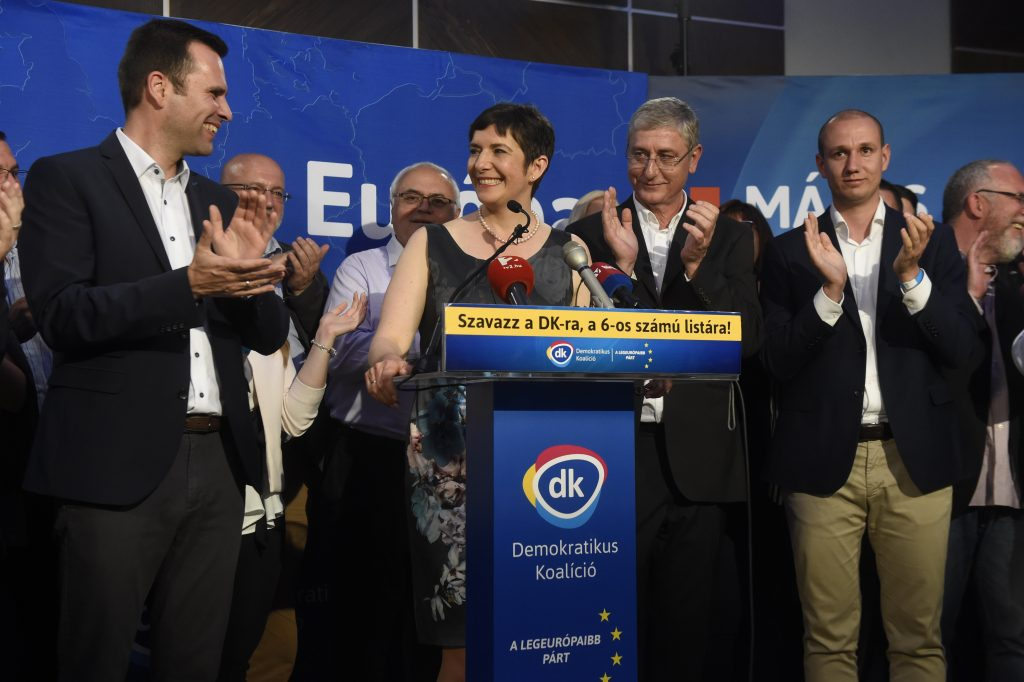 Democratic Coalition to Stay with European Socialists and Democrats post's picture