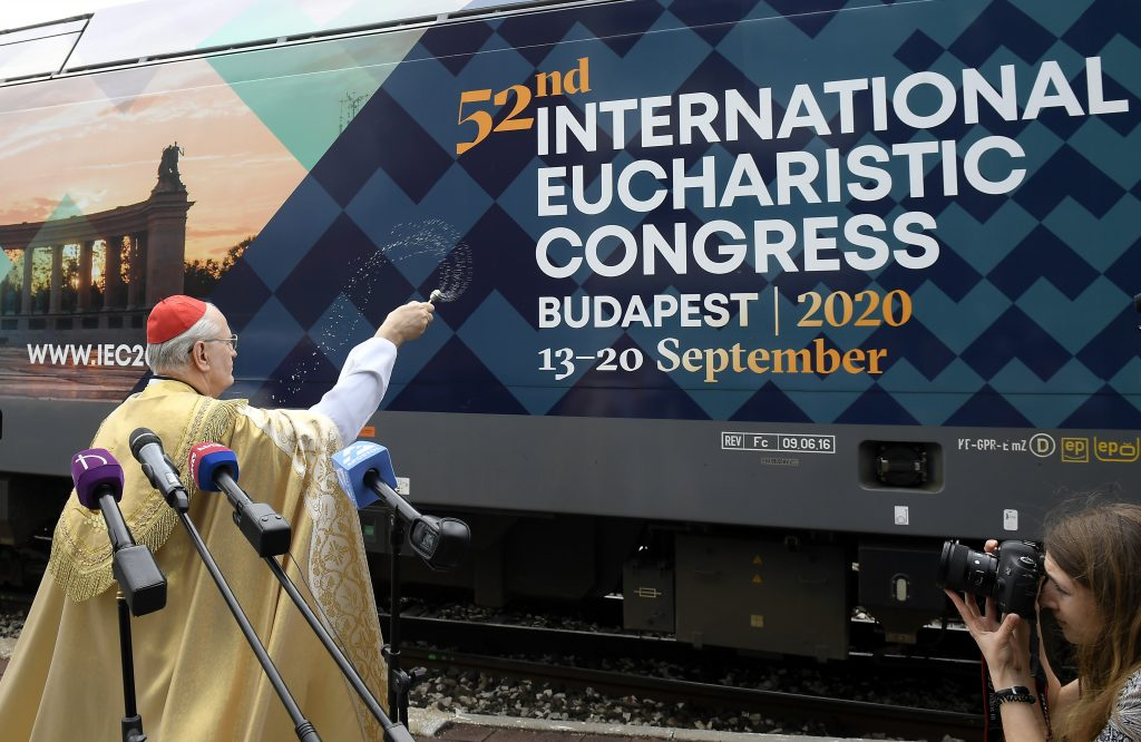 New Date of International Eucharistic Congress in Hungary Announced post's picture