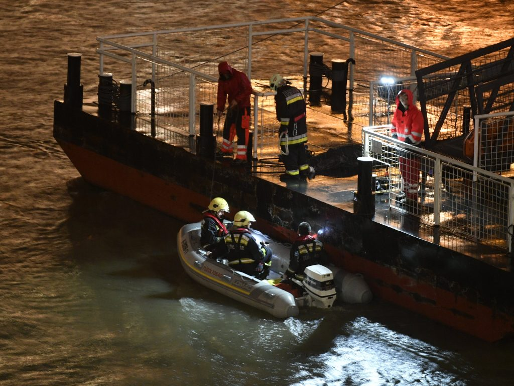 Seven Die in Danube Ship Collision post's picture