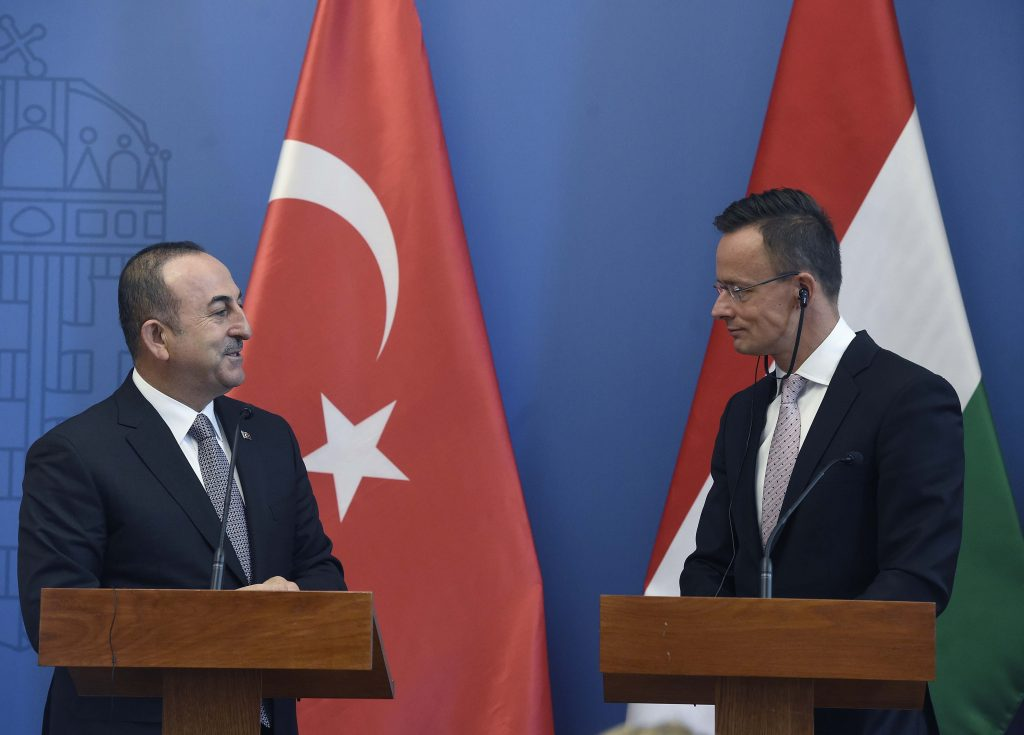 Foreign Minister: Europe's Security Begins in Turkey post's picture