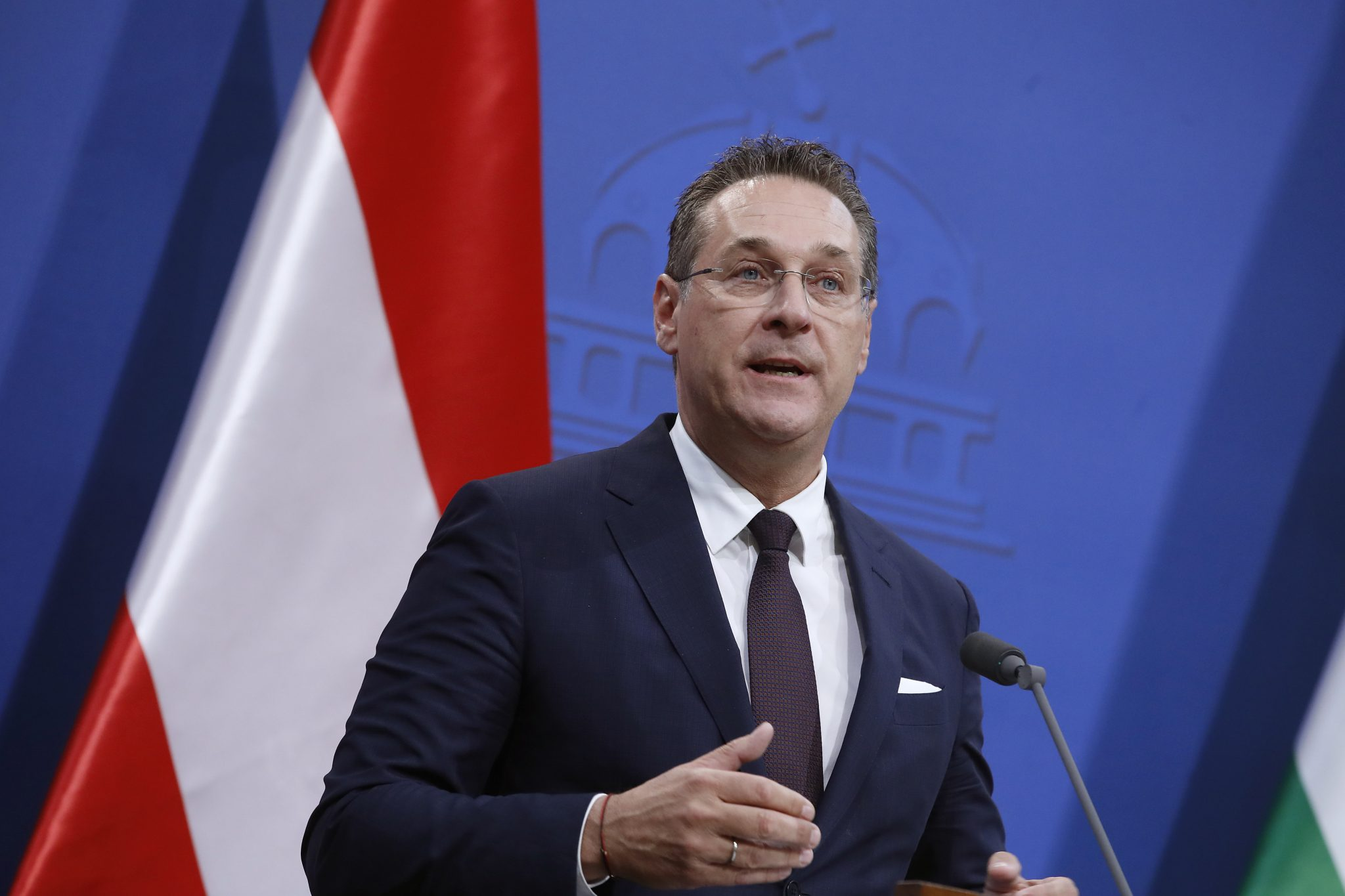 Orbán-Ally Strache Resigns in Scandal post's picture