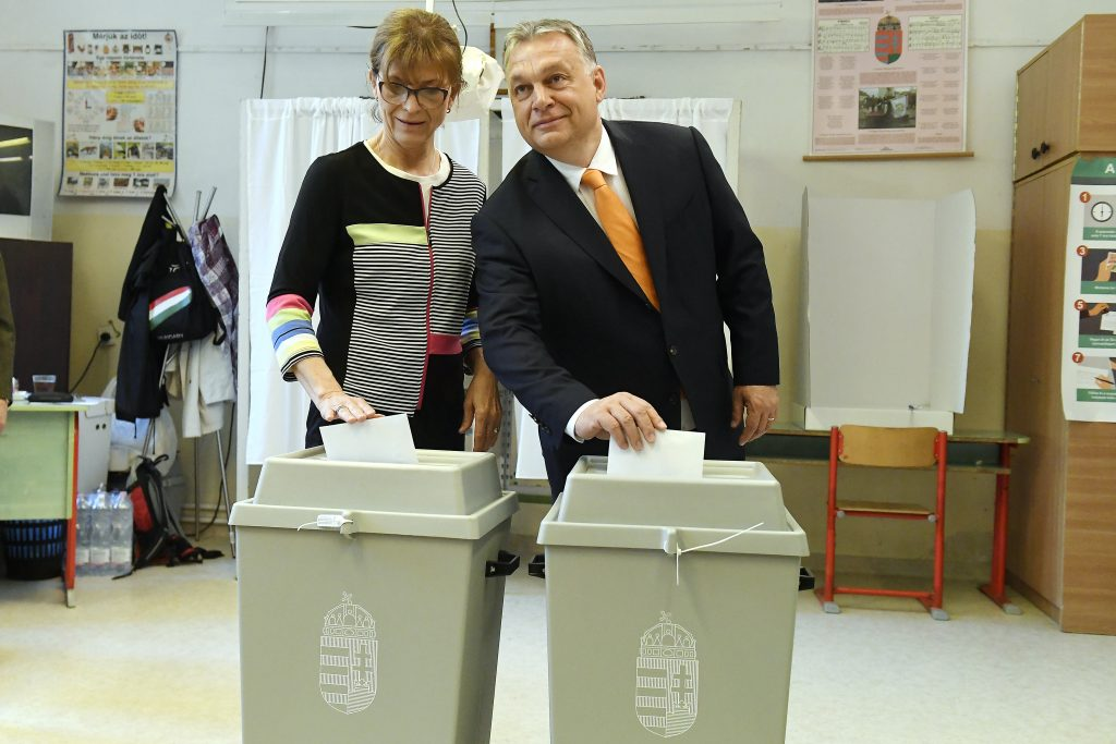 Orbán Encourages Voters to Support Ruling Parties post's picture