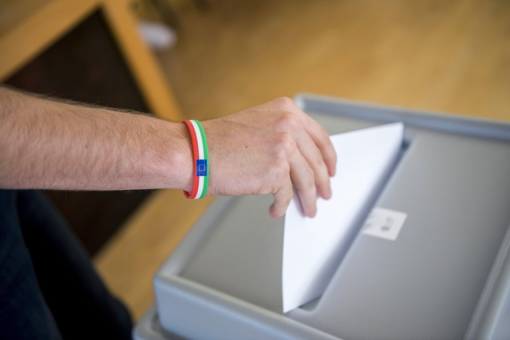 EP Election – Turnout 37.06 pc at 5pm post's picture