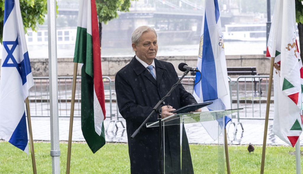 Budapest Park Named after Jerusalem post's picture