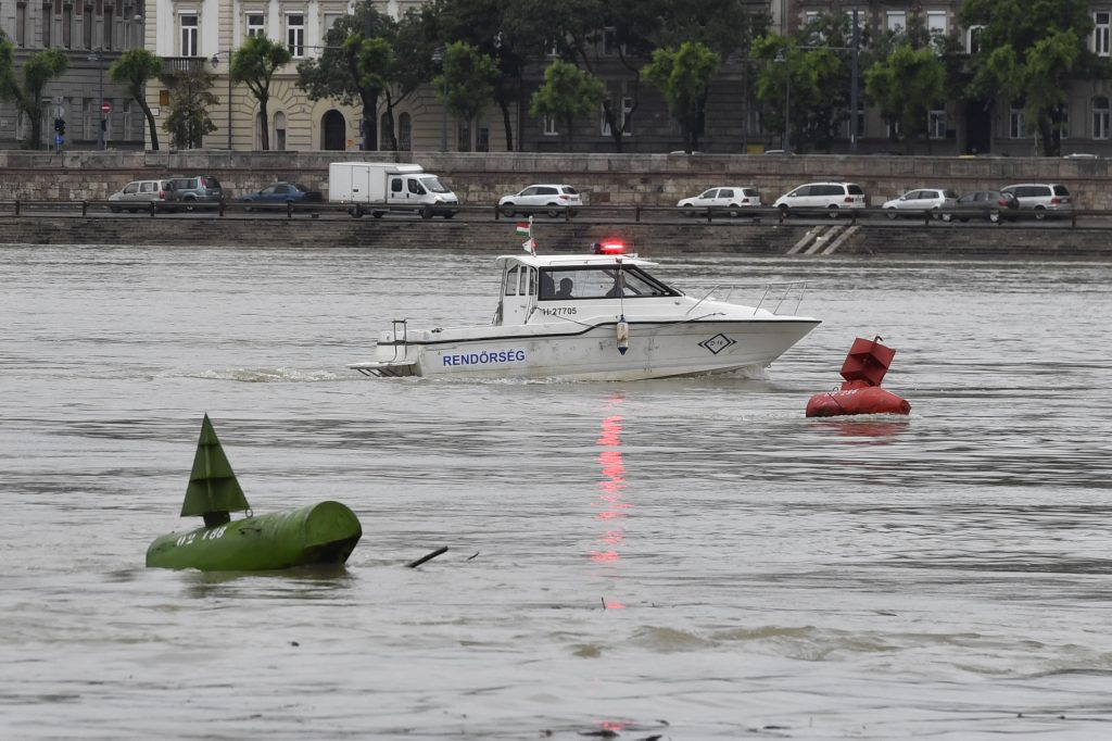 Single Survivor of Danube Collision Still in Hospital, Others Released post's picture