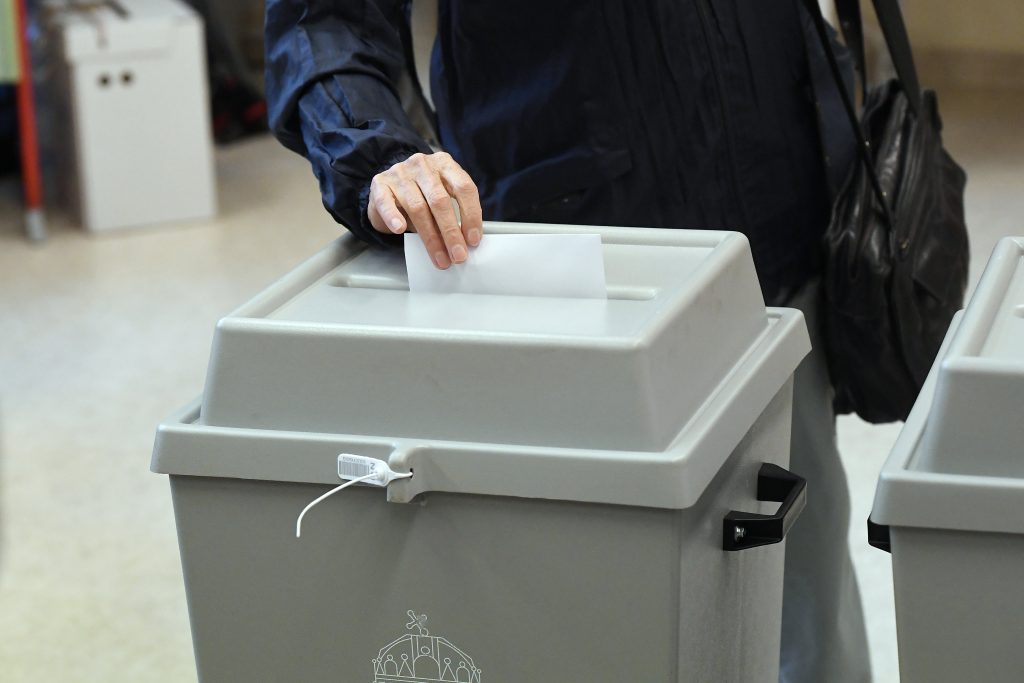 EP Election – Turnout 41.74 pc at 6.30pm post's picture