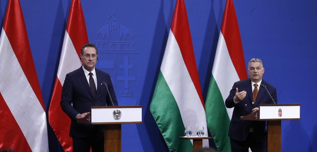 Orbán: Govt Withdraws Support for Manfred Weber post's picture
