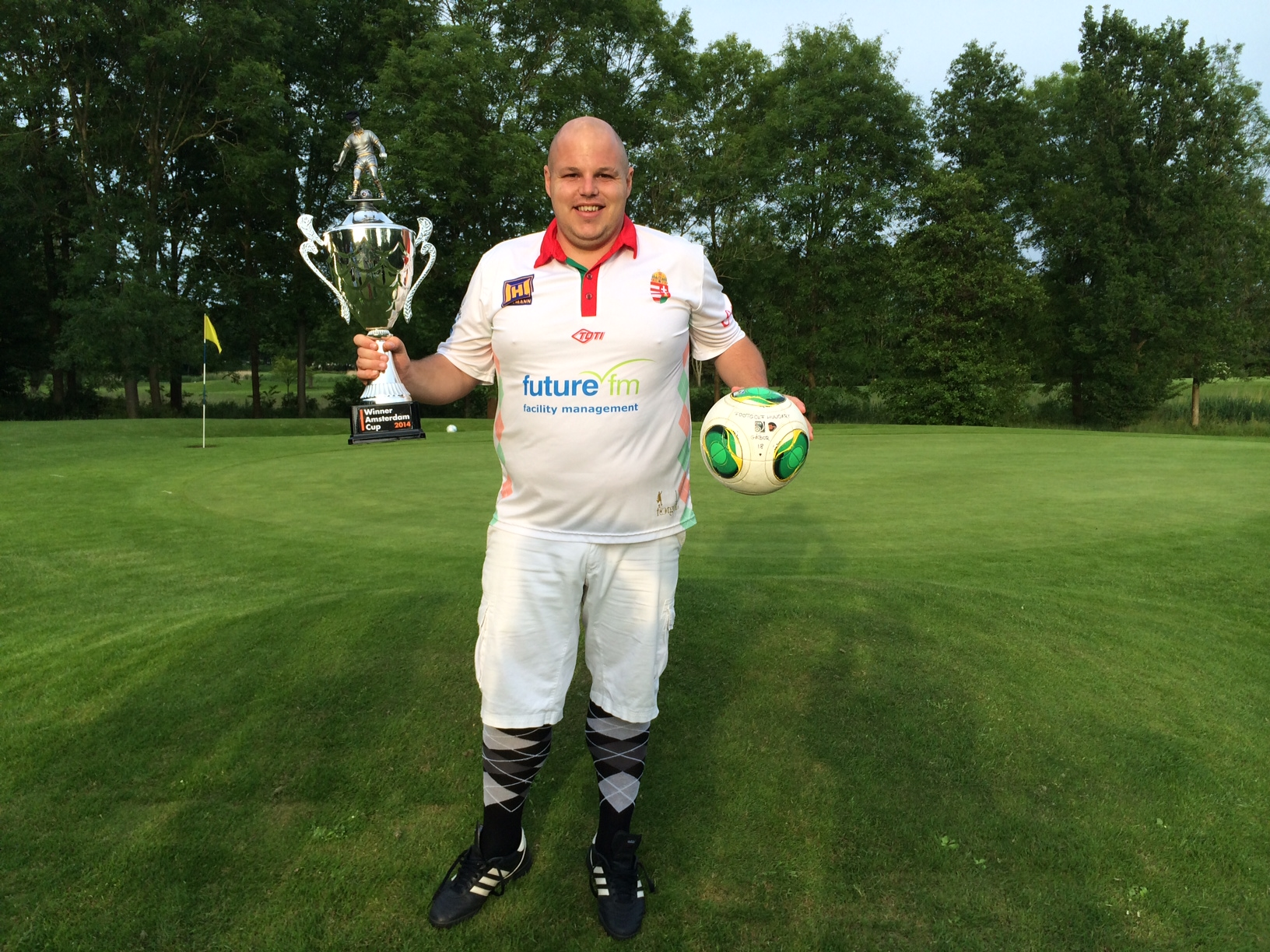 Hungarian Elected to Head International Footgolf Federation post's picture