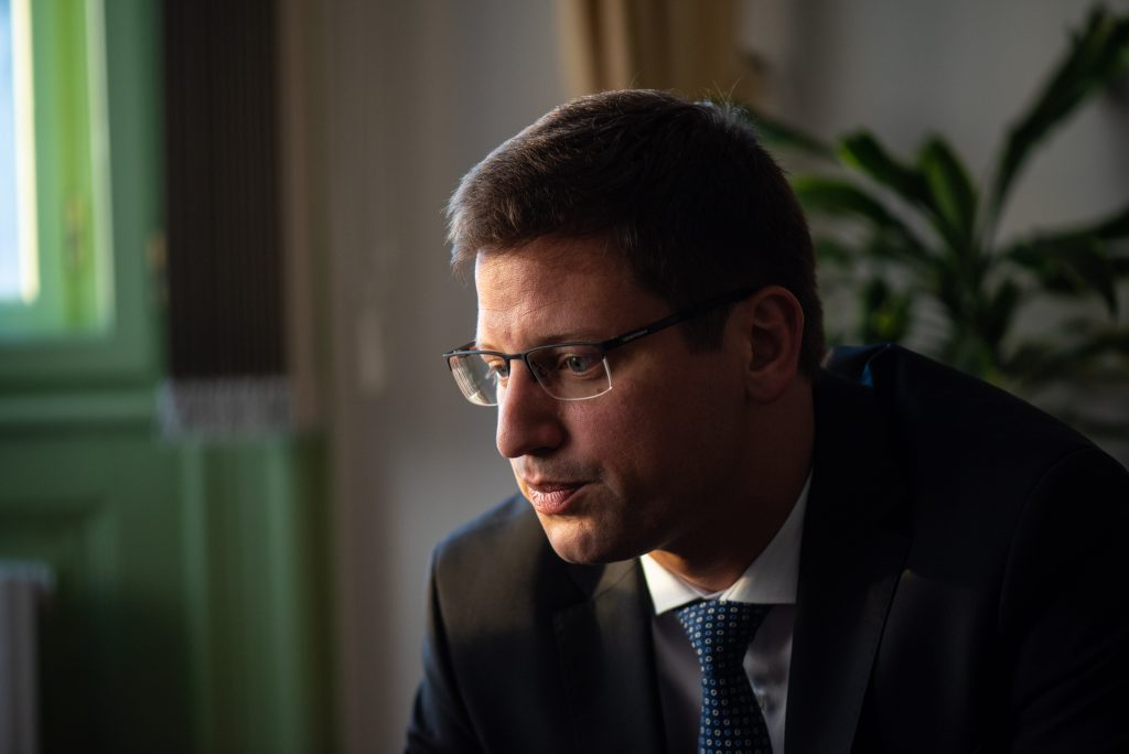 """We Aren't Looking for a Party Group, We're Looking for Allies"" — Interview with PMO Head Gergely Gulyás post's picture"