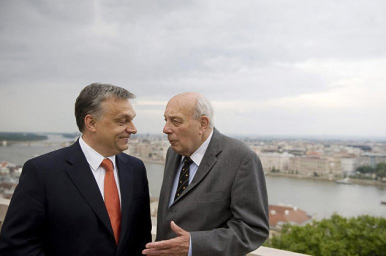 Orbán Condoles over Death of Hungarian-Born US historian John Lukacs post's picture