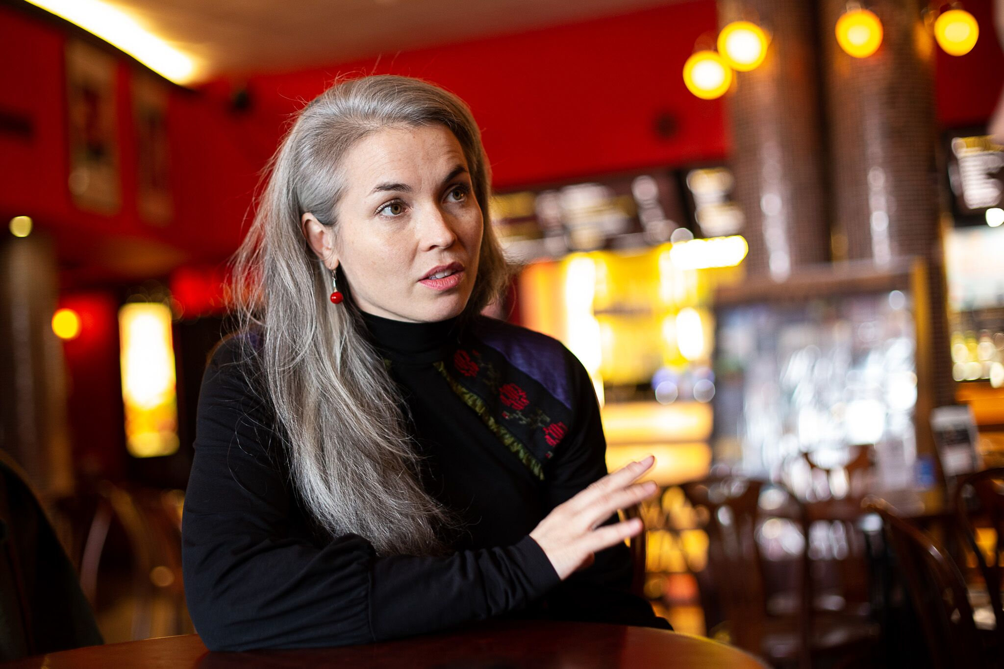 """""""You either adapt to the rhythm of New York and spin with it or it will spit you out"""" – Interview with Jazz Vocalist Nikolett Pankovits post's picture"""
